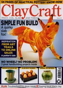 Claycraft Magazine NO 43 Order Online