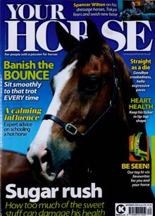 Your Horse Magazine NO 470 Order Online