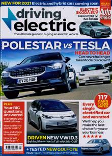 Driving Electric Magazine Issue NO 8