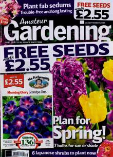 Amateur Gardening Magazine 26/09/2020 Order Online