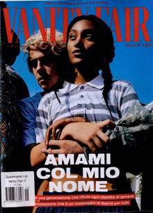 Vanity Fair Italian Magazine Issue NO 20041