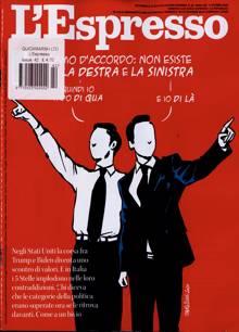 L Espresso Magazine Issue NO 42
