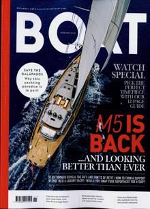 Boat International Magazine NOV 20 Order Online