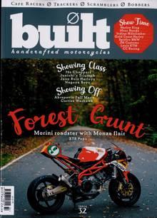 Built Magazine NO 32 Order Online