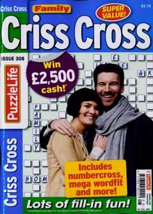 Family Criss Cross Magazine Issue NO 308