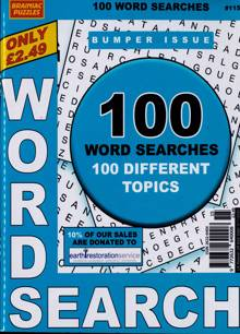 Brainiac Wordsearch Magazine Issue NO 115