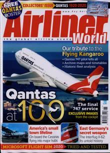 Airliner World Magazine NOV 20 Order Online