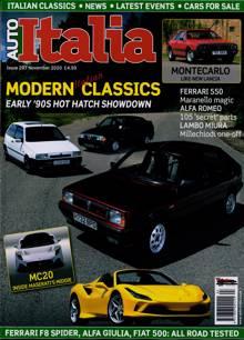 Auto Italia Magazine NO 297 Order Online