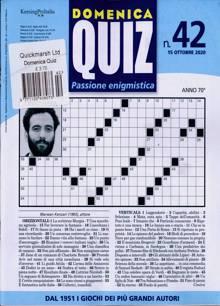 Domenica Quiz Magazine NO 42 Order Online