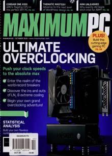 Maximum Pc Magazine OCT 20 Order Online