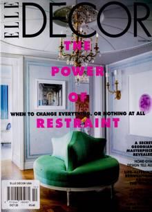 Elle Decoration Usa Magazine OCT 20 Order Online