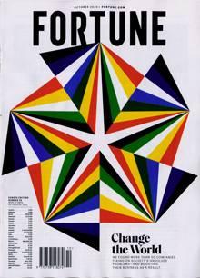 Fortune Magazine Issue OCT 20
