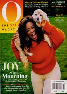 O Oprah Magazine Magazine Issue OCT 20