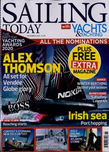 Sailing Today Magazine Issue NOV 20