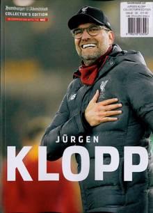 Jurgen Klopp Collect Edit Magazine 56 Order Online