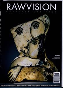 Raw Vision Magazine 06 Order Online