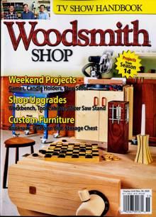 Woodsmith Magazine 55 Order Online