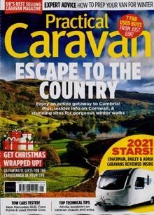 Practical Caravan Magazine JAN 21 Order Online