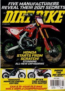 Dirt Bike Mthly Magazine Issue OCT 20