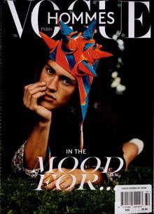 Vogue Hommes Int. Mode Magazine Issue NO 32