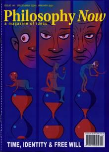 Philosophy Now Magazine DEC-JAN Order Online