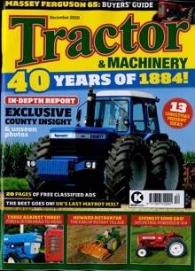 Tractor And Machinery Magazine DEC 20 Order Online