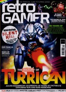 Retro Gamer Magazine NO 214 Order Online