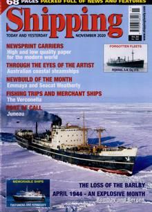 Shipping Today & Yesterday Magazine Issue NOV 20