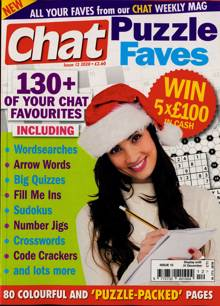 Chat Puzzle Faves Magazine NO 12 Order Online