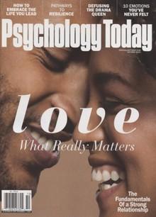Psychology Today Magazine OCT 20 Order Online