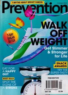 Prevention Magazine OCT 20 Order Online