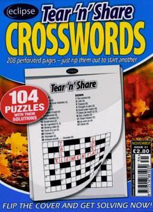 Eclipse Tns Crosswords Magazine NO 31 Order Online
