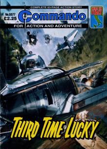 Commando Action Adventure Magazine NO 5377 Order Online