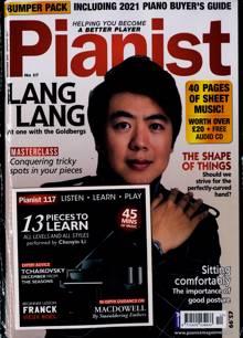 Pianist Magazine DEC-JAN Order Online