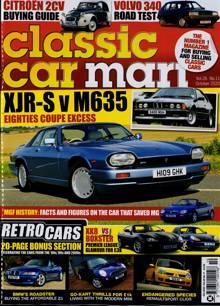 Classic Car Mart Magazine OCT 20 Order Online