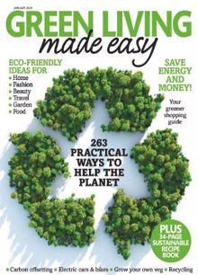 Bz Green Living Made Easy Magazine ONE SHOT Order Online