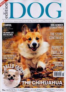 Edition Dog Magazine NO 25 Order Online