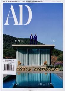 Architectural Digest Italian Magazine NO 467 Order Online