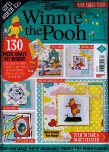 Make Cards Today Magazine POOH/26 Order Online