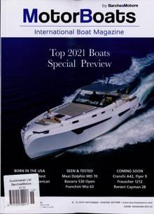 Barchea Motore Magazine NO 15 Order Online