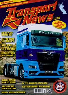 Transport News Magazine DEC 20 Order Online