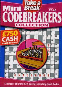 Tab Mini Codebreakers Coll Magazine Issue NO 121