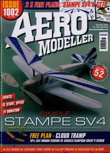 Aeromodeller Magazine NOV 20 Order Online