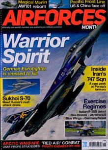 Airforces Magazine NOV 20 Order Online