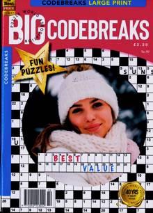 Big Codebreaks Magazine NO 89 Order Online