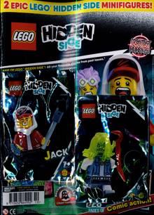 Lego Hidden Side Magazine Issue COMIC SP1