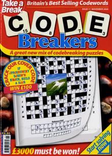Take A Break Codebreakers Magazine NO 11 Order Online