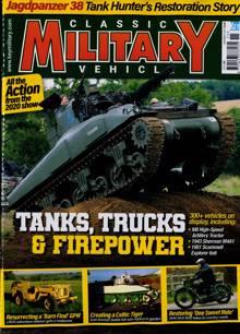 Classic Military Vehicle Magazine NOV 20 Order Online