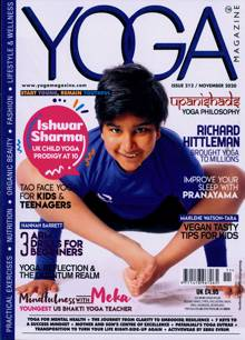 Yoga Magazine Issue NOV 20