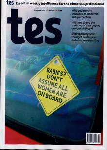 Times Educational Supplement Magazine 16/10/2020 Order Online